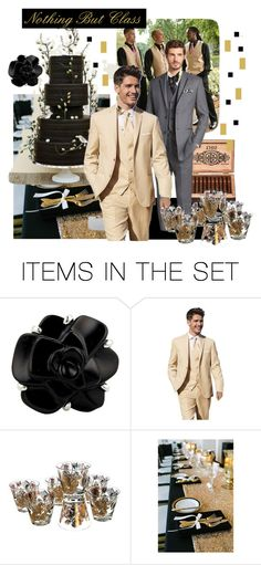 """Nothing But Class"" by plumsandhoneyvintage on Polyvore featuring art"
