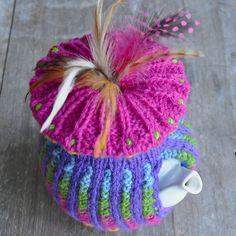 Bells and Mexicans by Loani Prior - Really Wild Tea Cosies