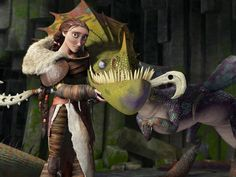 How To Train Your Dragon 2: Trailer #1