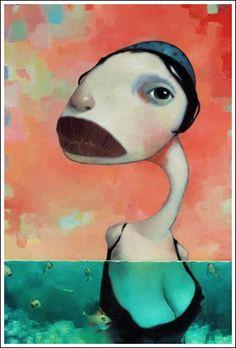 The Paintings of Joe Sorren