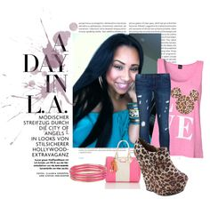 """LA: Day Two"" by ashleydiane ❤ liked on Polyvore"