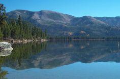 9. Warm Lake, McCall