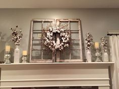 Image result for Natural Preserved Cotton Stalk decor ideas