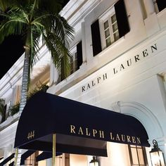 f4a2c142e33 Ralph Lauren Luxus Flagship Store in Beverly Hills auf dem Rodeo Drive -   auf