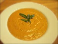 Sweet 'N Creamy Tomato Soup