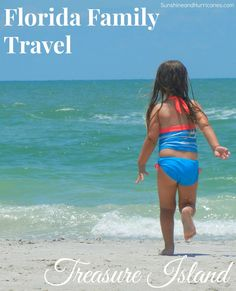 Want to know one of the best kept secrets on Florida's West Coast? Need a few days of suns and fun to recuperate after Disney and theme park burn out? Come discover a place that is beautiful and breathtaking, sure to bring new memories to your family! Florida Family Travel Treasure Island