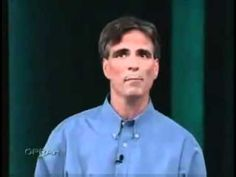 """Randy Pausch's Last Lecture: Achieving Your Childhood Dreams    Carnegie Mellon Professor Randy Pausch (Oct. 23, 1960 - July 25, 2008) gave his last lecture at the university Sept. 18, 2007, before a packed McConomy Auditorium. In his moving presentation, """"Really Achieving Your Childhood Dreams,"""" Pausch talked about his lessons learned and gave ad..."""