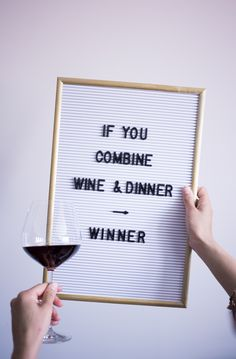 wine aesthetic,wine décor,wine night,wine sayings,wine quotes Badass Quotes, Funny Quotes, Food Humor Quotes, Light Box Quotes Funny, Cocktail Quotes, Wine Recipes, Korean Chicken, Korean Beef, Letter Board