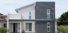 施工事例|へーベルパワーボード 【旭化成建材のALC外壁材】 Outdoor Decor