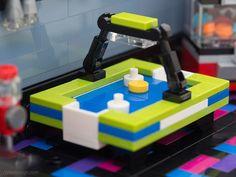 LEGO Air Hockey
