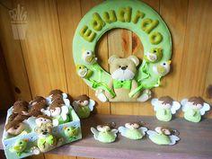 Coisinha fofos para bebês no Mural da Vila