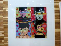 4EVER | AUDREY HEPBURN | LOBO | POP ART  www.lobopopart.com.br