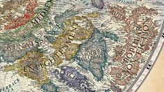 Vargic's Miscellany of Curious Maps: Mapping out the Modern World By Martin Vargic is available from Penguin on 24 September 2015.