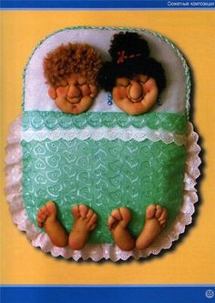 Tutorial - Mimin Dolls: dolls dorminhocas - free template and tutorial