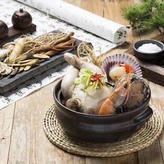 Korean Healthy Food by BBTree2012