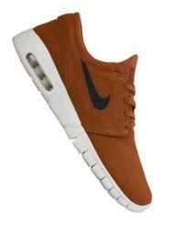 Nike SB Stefan Janoski Max L hazelnut/black - ivory - clay orange