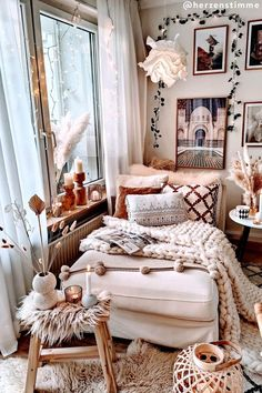 Interior Exterior, Home Interior Design, Room Ideas Bedroom, Bedroom Decor, Cozy Room, Aesthetic Bedroom, Dream Rooms, My New Room, Furniture
