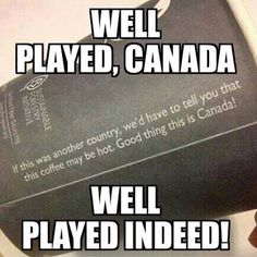 Good thing indeed You are in the right place about Trump Humor white house Here we offer you the most beautiful pictures about the Trump Humor you are looking for. When you examine the Good thing inde Canadian Memes, Canadian Things, Canadian Humour, Canadian Army, Canadian History, Tao Te Ching, Funny Signs, Funny Jokes, Hilarious Quotes