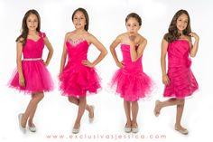 Jessica Vestidos #fiesta #gala #moda #drees #vestidos #juniors #graduación #graduaciones #mexico #DF #15Años #fifteen #graduation #ropa #cool #vestido #corto #color #rosa #pink #coleccion #2014