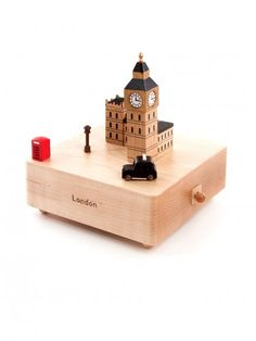 Handmade London Musical Box | Clintons