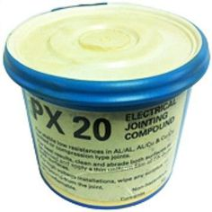 Non-migratory, non-inflammable & non-hazardous electrical jointing compound.