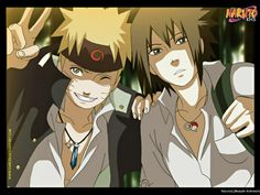 Naruto and Sasuke in Naruto KHS (Konoha High School). What would be the life of these characters, if they were not ninjas ? (I think they both look really sexy hehe)