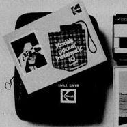 My first camera: the Kodak Instamatic 110 (still using it in 2013)!