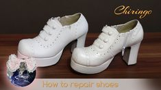 Army lolita How to repair shoes Is A Hidden Nanny Camera The Right Way To Go? Neon Outfits, Fashion Outfits, Recycled Shoes, Recycled Fashion, Repair Shoes, Lolita Fashion, Gothic Lolita, Knee High Boots, English Spelling