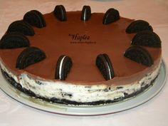 cheesecake cu biscuiti oreo poza 10