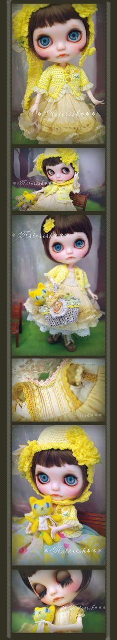 * Custom Blythe Dandelion Fairy - Asterisk *** Admin - Auction - Rinkya! Japan Auction & Shopping