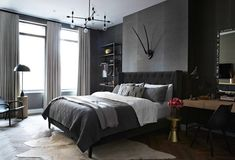 1772 - Incredible Masculine Loft In New York City