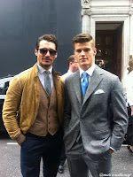 London Collections: Men S/S 2014 (Day III) ~ David James Gandy