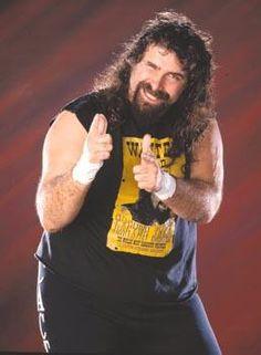 WWE Legend Mick Foley as Cactus Jack