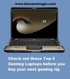 Check Out these Top Gaming Laptops... #gaminglaptops #laptops #bestgaminglaptops #bizwaremagic