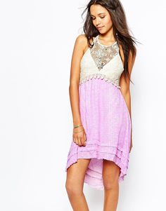 Anna Sui For O'Neill Ella Beach Dress