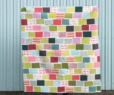 so many quilts!