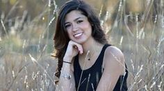 Image caption                                      Yale student Larissa Martinez is worried about her future status in the US                               Sitting in a lecture hall at the University of California, Los Angeles, Maria Marquez found her mind was wandering....