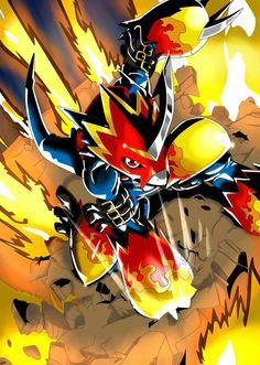 Flamedramon