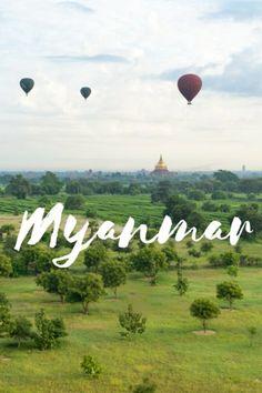 Myanmar Tipps - Der beste Guide für deine Myanmar-Reise