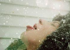 delicate snow