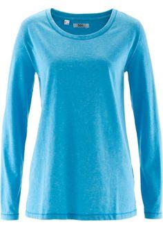 Shirt, bpc bonprix collection, turkoois used