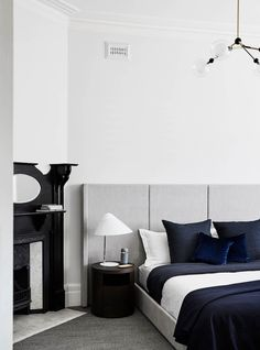 Bedroom | Elsternwick Home by Mim Design | est living