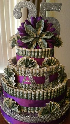 Money Cake By Deidre Mcphee