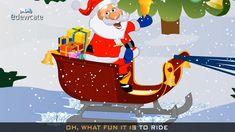 Jingle Bells - Christmas songs for kids  http://www.youtube.com/watch?v=BS8UKDrohvY