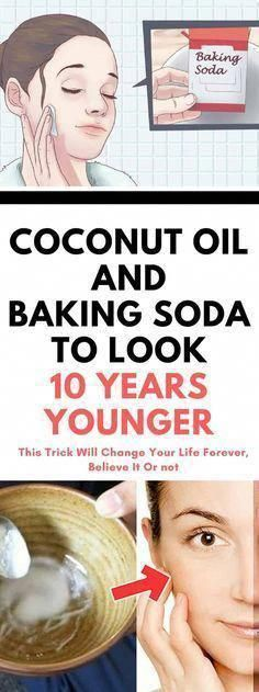 Do Very Simple & Easy Lifestyle changes and Look yrs younger in 60 days or less! Amazing Homemade Natural Cleanser that will take care your wrinkles and sagging facial skin. It will provide deep cleansing of the pores and aid your efforts to remove Natural Facial Cleanser, Natural Face, Face Cleanser, Natural Beauty, Baking Soda Coconut Oil, Baking Soda Shampoo, Homemade Moisturizer, Homemade Scrub, Homemade Deodorant