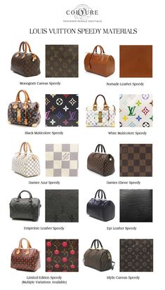 The Ultimate Guide to the Louis Vuitton Speedy – Couture USA Louis Vuitton Speedy, Louis Vuitton Neverfull, Louis Vuitton Handbags, Purses And Handbags, Louis Vuitton Monogram, Louis Vuitton Crossbody Bag, Fashion Mode, Fashion Bags, Fashion Handbags