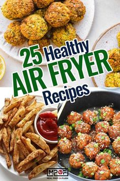 25 Air Fryer Recipes That Will Change The Way You Meal Prep - Meal Prep on Fleek. 25 Air Fryer Recipes That Will Change The Way You Meal Prep – Meal Prep on Fleek™ Air Fryer Dinner Recipes, Air Fryer Oven Recipes, Recipes Dinner, Air Fryer Chicken Recipes, Drink Recipes, Air Fryer Recipes Cauliflower, Air Fryer Recipes Indian, Power Air Fryer Recipes, Convection Oven Recipes