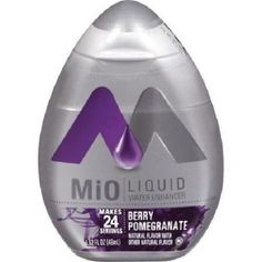 Water Flavor Enhancers 179189: 12 (Plus 1 Free) Bottles Of Mio Berry Pomegranate Water Flavor Enhancer -> BUY IT NOW ONLY: $44.94 on eBay!