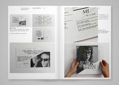 I Love Bodoni // Publisher: Viction:ary // Distribution: Gingko Press // Año: 2011