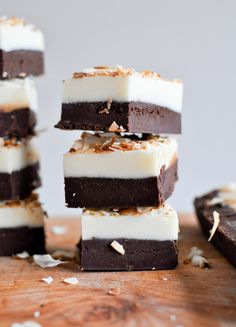 Mocha Coconut Fudge | 29 Delicious Ways To Cook With Coconut